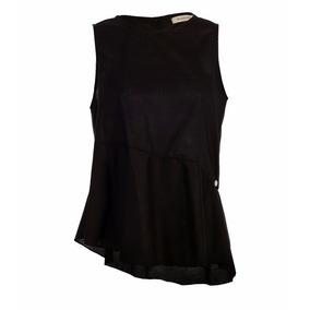 Top Blusa Brooksfield Mujer Elegante Moda Algodon Bm03533z