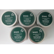 5 Desodorante Immi Lavanda Libre Aluminio Y Triclosan Vegano