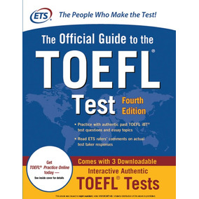 Libro The Official Guide To The Toefl Test 4th Edition (pdf)