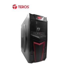 Te Case Teros Te-dn320r, Mid Tower, Atx 600w, Sata, Usb 2.0,