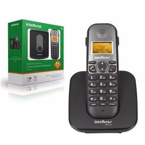 Porteiro Eletronico + Telefone S/fio Intelbras Tis 5010 A-11