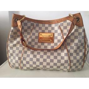 Bolsa Louis Vuitton Galliera Damier Azur Original