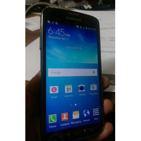 Samsung Galaxy S4 Active 4g Contra Agua Y Polvo. Buen Estado