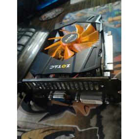 Placa De Vídeo Gtx 650 Asus 128bits 1gb Gddr5
