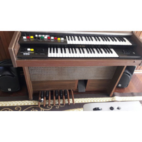 Órgão Yamaha Bk5