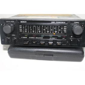 Antigo Rádio Automotivo Bosch San Francisco 25 Watts 2 Saida