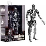 Muñeco Terminator Endoskeleton Neca