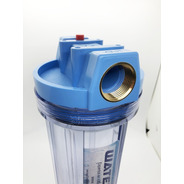Filtro Ablandador De Agua Sarro 1kg De Polifosfato Siliphos