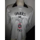 Camisa Branca Da Gavioes Da no Mercado Livre Brasil b13ca633df14a