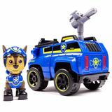 Paw Patrol Chase Espia Al Rescate Con Patrulla Policial