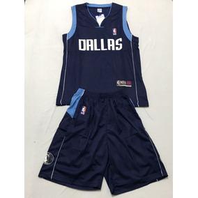 Uniforme Baloncesto Dallas