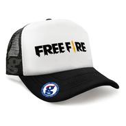 Gorras Trucker Freefire Video Juegos
