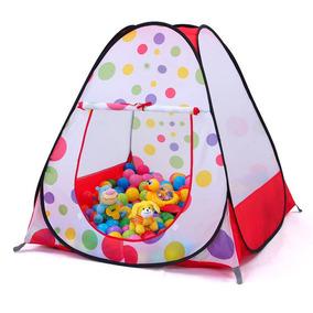 Barraca Toca Infantil De Bolinha Play Tent 90x70cm