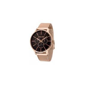 Reloj Para Hombre Police Modelo: 14999jsr02mm Envio Gratis
