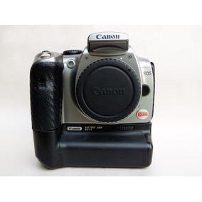 Cámara Canon 300d Profesional Réflex Digital Grip Batería