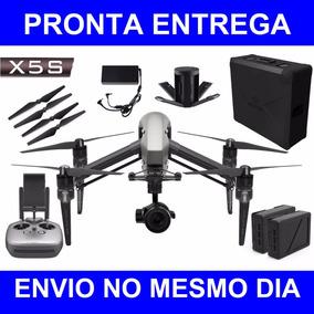 Drone Dji Inspire 2 C/ Câmera Zenmuse X5s - Pronta Entrega