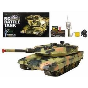 0124 Escala De Control Remoto Leopardo Tanque
