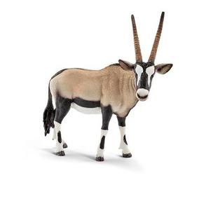 Oryx Schleich, Replica Original Antilope Animales Salvajes