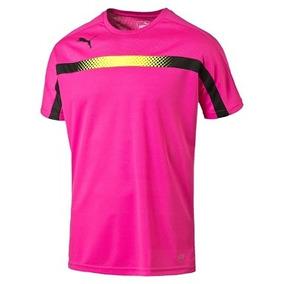 Playera Sport Casual Puma Evo Trg 100% Original Adulto