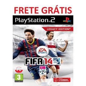 Fifa 14 ( Em Português ) Ps 2 Game - Frete Grátis