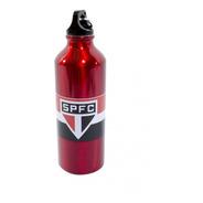 Garrafa De Alumínio Com Prendedor 500ml - Spfc