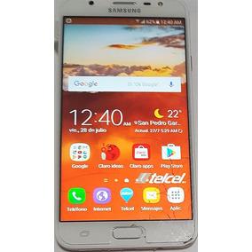 Celular Samsung Galaxy J7 Primel Dorado Telcel Estrellado