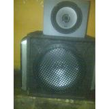 Plantas Boss 800watts, Bajo Mtx Audio 9000 12 Y Un Medio