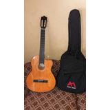Guitarra Electroacustica Vizcalla Nueva