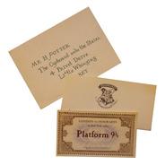 Hogwarts Carta De Aceptación Harry Potter