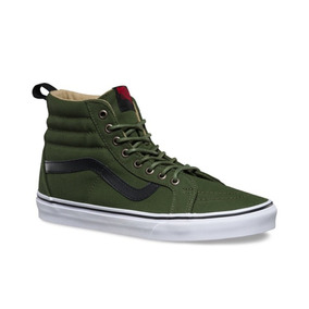 Vans Sk8 Hi Military Twill Rifle Gr N 41 Supply Sneakers