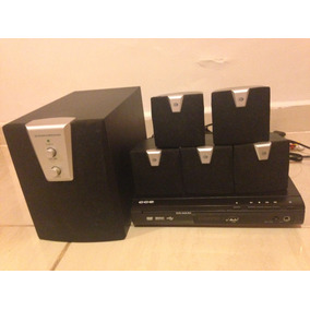 Home Theater Durabrand + Dvd Cce