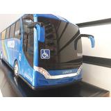 Brinquedo Ônibus Iveco Plástico Com 42 Cm