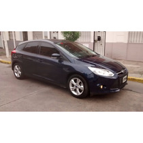 Ford Focus Iii Impecable Primera Mano 29000 K Vendo Permuto