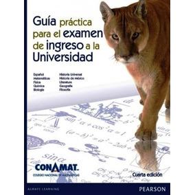 Guía Para El Ingreso A La Universidad Conamat - Formato Pdf