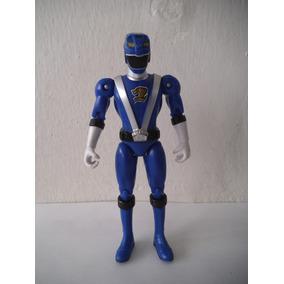 Power Ranger Azul Power Rangers Rpm Bandai