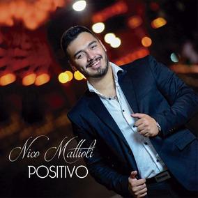 Discografía Completa Nico Mattioli 6 Cds Originales