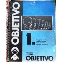 Objetivo 1 Português, História. Geografia, Inglês, Física, Q