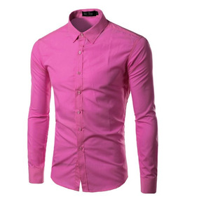 Camisa Social Slim Fit Lisa