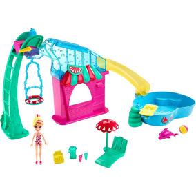 Polly Pocket Parque Aquático De Frutas - Mattel
