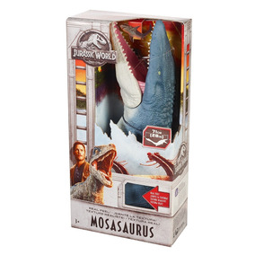 Jurassic World Mosassauro Mattel Fng24