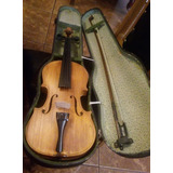 Violin 4/4 Nicolaus Gagliano Año 1735, Antiguedad