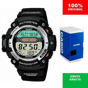 Reloj Casio Outgear Sgw300 - Altímetro Barómetro Termómetro