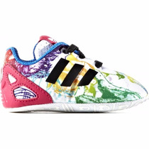 Zapatillas Bebe Adidas Zx Flux Crib En Caja Exclusivas