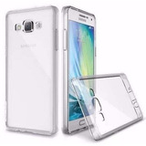 Capa Samsung Galaxy J5 Ultra Fina + Pelicula De Vidro J500