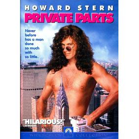 Dvd Partes Privadas ( Private Parts ) 1997 - Batty Thomas /