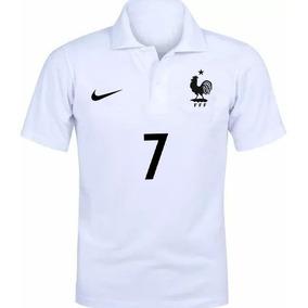 10dbcc2484 Camiseta Polo Camisa Polo França 2018 Promoção
