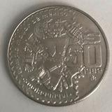 Moneda 50 Pesos 1982