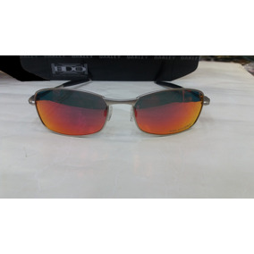 Oakley Square Wire Polished Iridium Importado Original