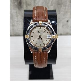 Reloj Breitling Perpetual Sirius 30mm B62021 (fotos Reales)