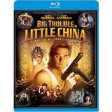 Big Trouble In Little China Blu-ray Lacrado Importado